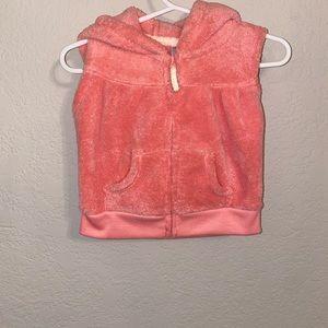 Baby girl Sweater vest